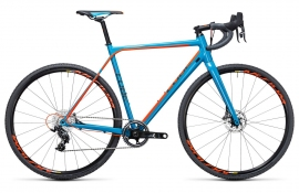 Cube Cross Race SLT (2017)